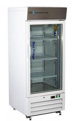American BioTech Supply Standard Pharmacy Value Laboratory Refrigerator (12 cu ft) (Glass Door)