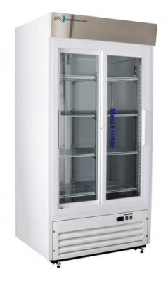 American BioTech Supply Standard Pharmacy Value Laboratory Refrigerator (36 cu ft) (Glass Door)