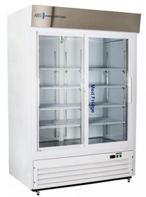 American BioTech Supply Standard Pharmacy Value Laboratory Refrigerator (47 cu ft) (Glass Door)