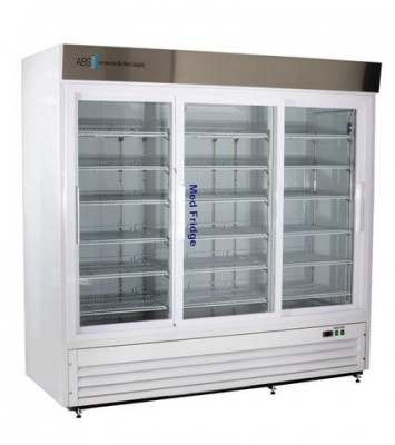 American BioTech Supply Standard Pharmacy Value Laboratory Refrigerator (69 cu ft) (Glass Door)
