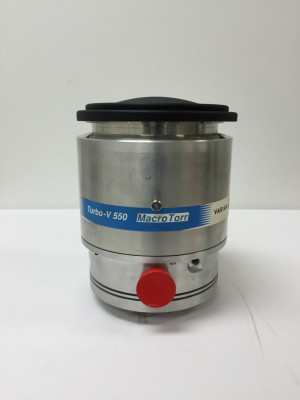 Varian Turbo V 550 Macro Torr Turbo Pump