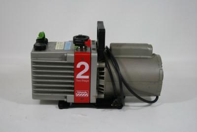 Edwards 2 E2M2 Rotary Vane Dual Stage Mechanical Vacuum Pump