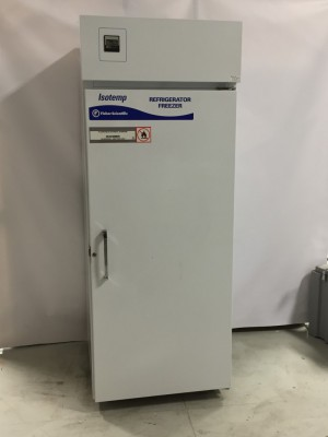 Fisher Scientific 13986 Isotemp Flammable Materials Refrigerator/ Freezer