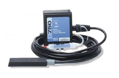 Isco 750 Area Velocity Flow Module