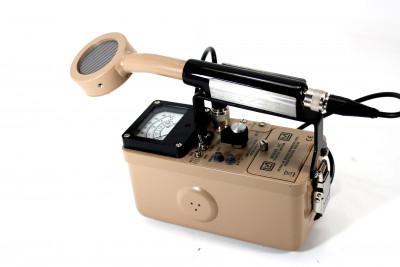 Ludlum Model 3, Pancake Probe Radiation Meter
