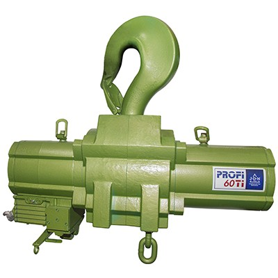 Air Chain Hoist (HOL 20') (1/2 Ton)