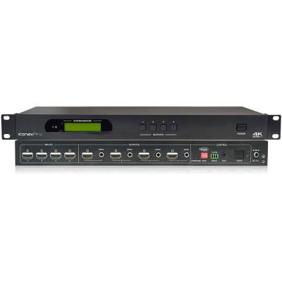 KanexPro 4X4 HDMi Matrix Switcher