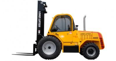 Large Forklift rentals