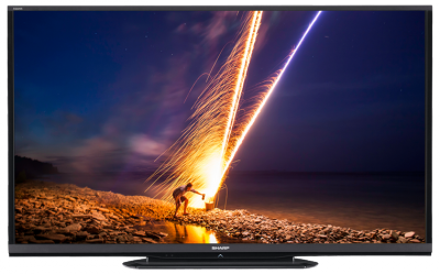 Sharp 70-Inch Aquos Smart LED TV