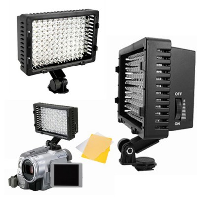 160 LED On-Camera Light