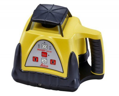 Leica Rugby 100 Land Leveling Laser