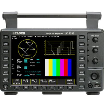 Leader LV5333 Portable Multi-SDI Test Monitor