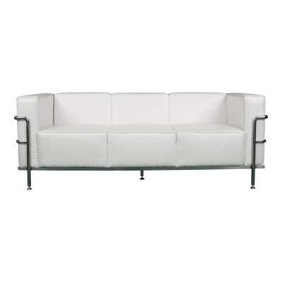 Manhattan Sofa - White
