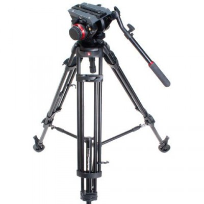 Manfrotto 504 Tripod