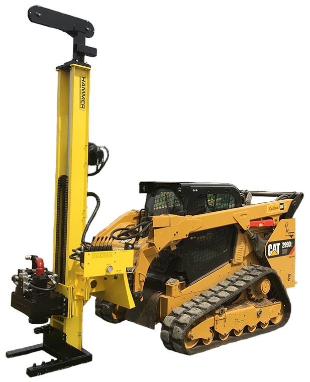 Mast Attachment Drill Rig Rentals And Leases   KWIPPED