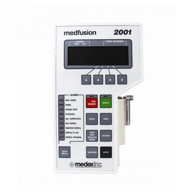 Medfusion 2001 IV Pump