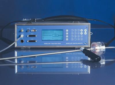 Mercury Tracker 3000 Mercury Vapor Analyzer