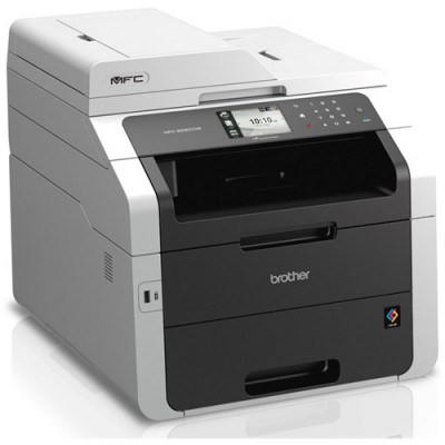 Brother MFC9460CDN Color Photo Printer with Scanner, Copier