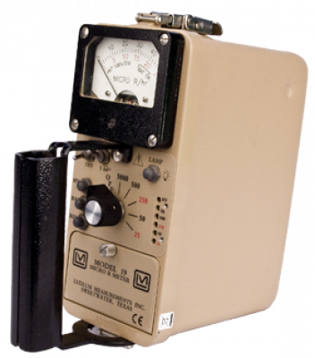 Ludlum Model 19 Radiation Meter