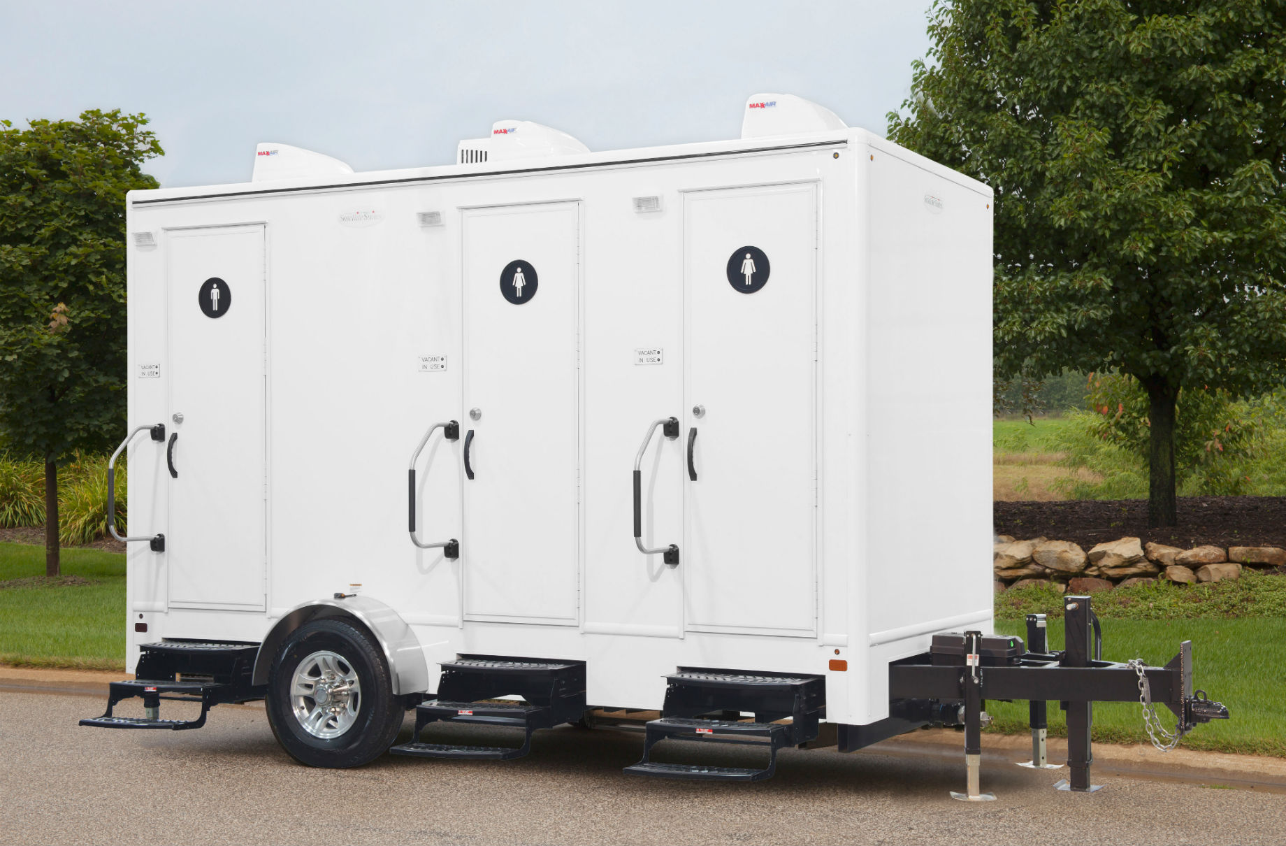 Restroom Trailer Rentals And Leases KWIPPED - Bathroom trailer rentals
