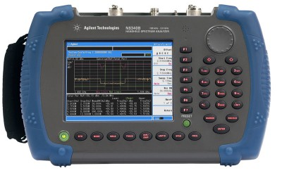 Keysight/Agilent N9340B/PA3 Spectrum Analyzer