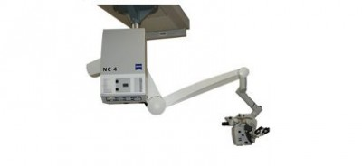 Zeiss NC-4 Ceiling Mounted Microscope