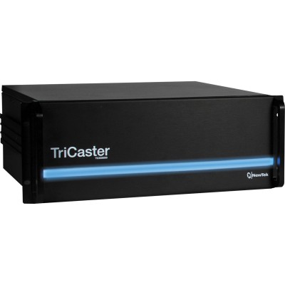 NewTek Tricaster 8000 Mobile Production Switcher/Recorder