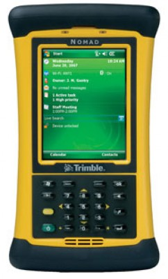 Trimble Nomad 900G Series Handheld GNSS