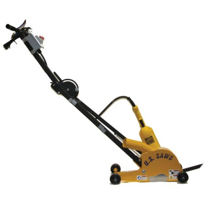 Dust Buggy, Joint Cleanout Saw