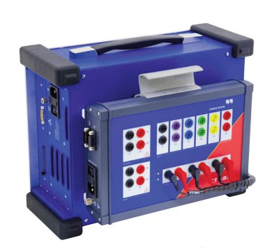 Omicron CT SB2 Multi-Ratio Switch Box for CT Analyzer
