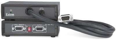 Extron P/2 DA2 Plus Two Output VGA Distribution Amplifier