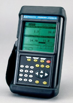 Panametrics PM880 Dew Point Meter c/w Moisture Probe