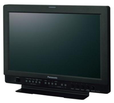 "Panasonic 17"" HD-SDI Directors Monitor with Hood"