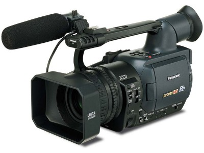 Panasonic Pro AG-HVX200A 1080i High Definition Camcorder