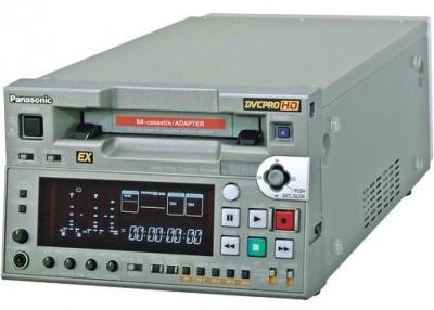 Panasonic AJ-HD1400 Panasonic DVCPOR HD/ Tape Deck