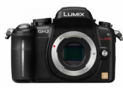 Panasonic GH2 Camera