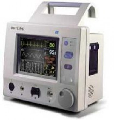 Philips A3 M3929A Patient Monitor