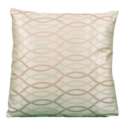 Neutral Geometric Pillow