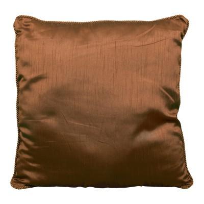 Satin Chocolate Oversized Pillow