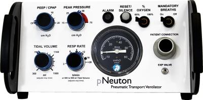 pNeutron-Müller Model A Ventilator