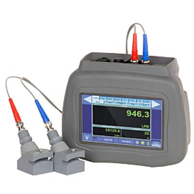 DXN Hybrid Doppler / Transit Time Portable Ultrasonic Liquid Flow Meter