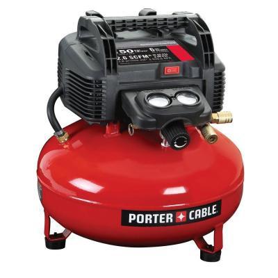 Porter Cable Compressor 150PSI 6GAL