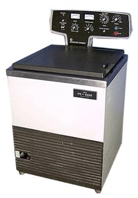 IEC PR-6000 REFRIGERATED FLOOR CENTRIFUGE
