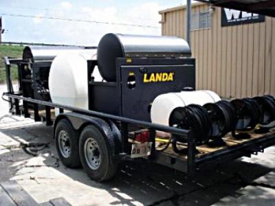 Pressure Washing System rentals