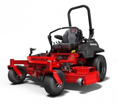 Gravely 260 Zero Turn Mower- 60