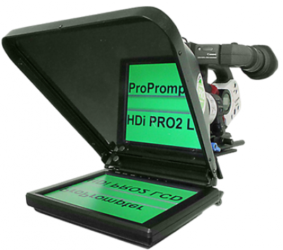 Bodelin Pro Prompter HDi Pro2 Mobile Teleprompter With iPAD