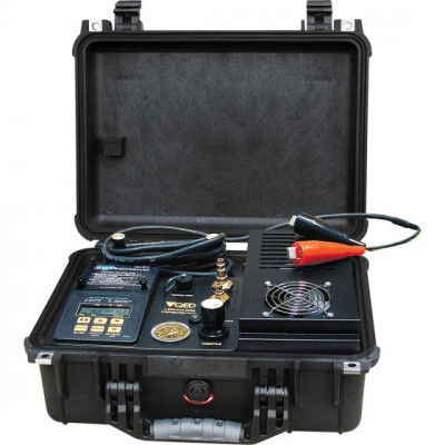 QED MP50 Controller and 12 VDC Compressor