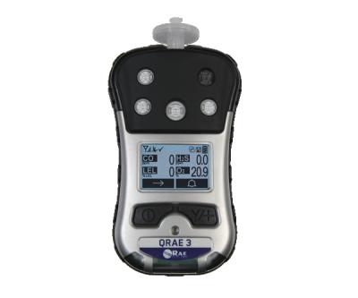 RAE QRAE III Compact 4-Gas Monitor