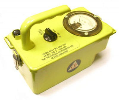 Radiation Meter rentals