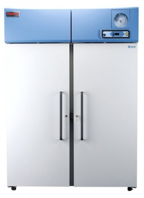 Thermo Scientific Revco High-Performance Laboratory Refrigerator with Double Hinged Solid Door, 51.1 cu ft